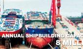 SHANGHAI WAIGAOQIAO SHIPBUILDING CO LTD